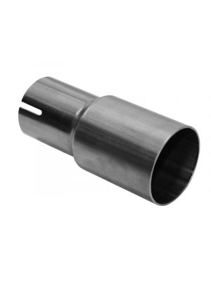 Distance tube A8 for mounting of 755014 0000 respectively 755014 0300 onto the original catalytic converter of Mini One 1.2l 75 kW and Mini Cooper 1.5l 100 kW