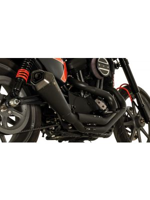 KODLIN X REMUS Complete system (2-1) with HyperCone muffler, with removable sound insert, NO (EC-) APPROVAL