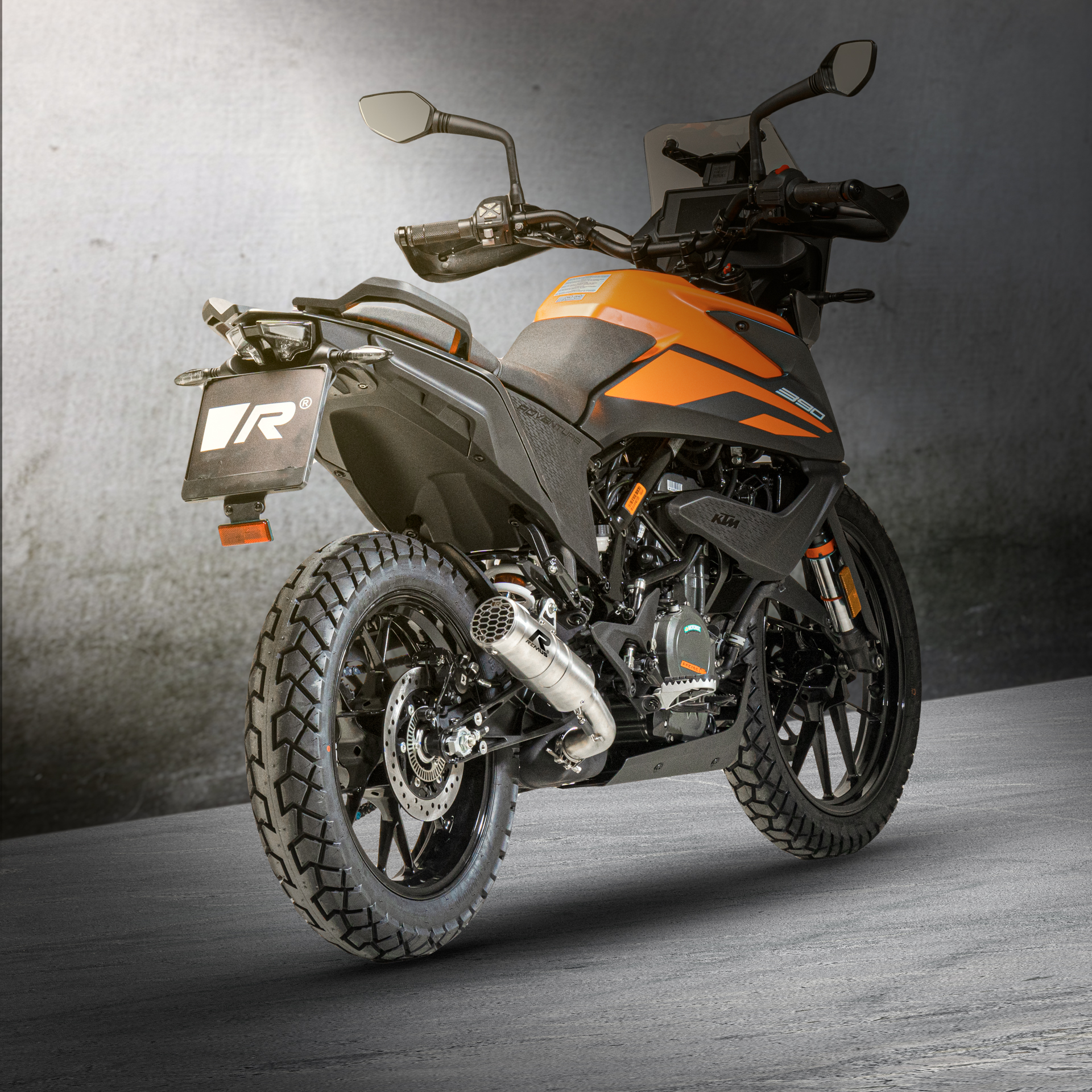 NEW DEVELOPMENT MC 2021 | #03 KTM Adventure 390